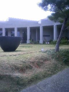 佐喜真美術館